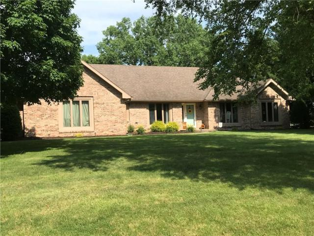 3611 Romar Drive, Brownsburg, IN 46112 (MLS #21574670) :: The Indy Property Source