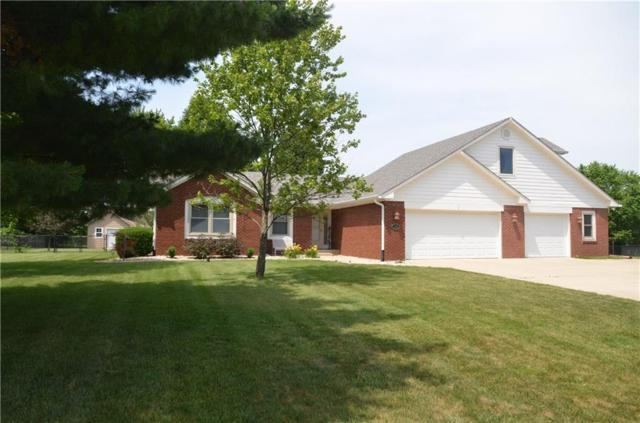 5930 W Countryside Drive, New Palestine, IN 46163 (MLS #21574696) :: The Indy Property Source