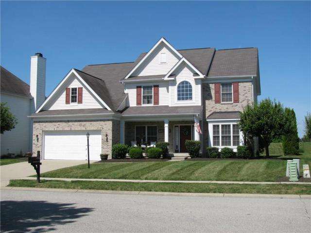11334 Apalachian Way, Fishers, IN 46037 (MLS #21574697) :: The Indy Property Source