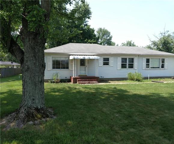 6335 E Us Highway 136, Brownsburg, IN 46112 (MLS #21574723) :: The Evelo Team