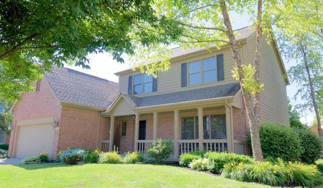 3743 Monty Circle, Carmel, IN 46032 (MLS #21574728) :: Indy Scene Real Estate Team