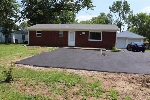 2458 N County Road 1000 E, Indianapolis, IN 46234 (MLS #21574735) :: The Evelo Team