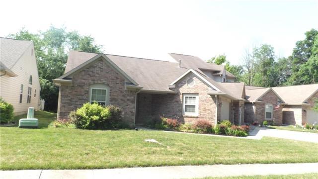 823 Buffalo Run Way, Indianapolis, IN 46227 (MLS #21574739) :: Indy Scene Real Estate Team