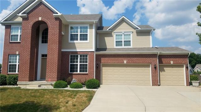 11210 Pearce Place, Fishers, IN 46038 (MLS #21574759) :: The Indy Property Source