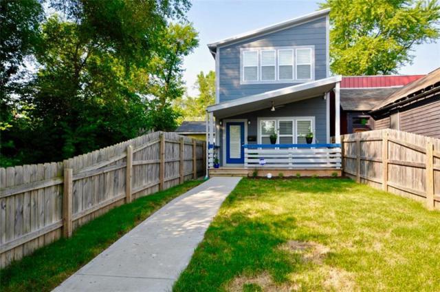 1037 Hosbrook Street, Indianapolis, IN 46203 (MLS #21574772) :: FC Tucker Company