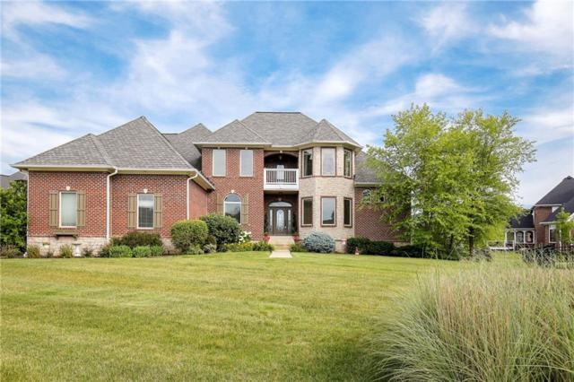 577 Fairwind, Brownsburg, IN 46112 (MLS #21574783) :: The Evelo Team