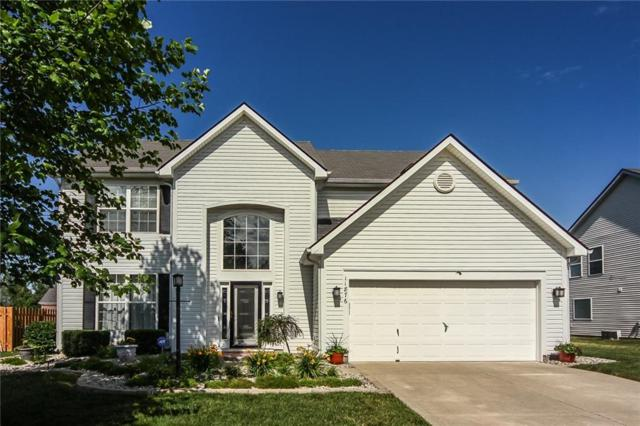 11876 Monarchy Lane, Fishers, IN 46037 (MLS #21574784) :: The Indy Property Source