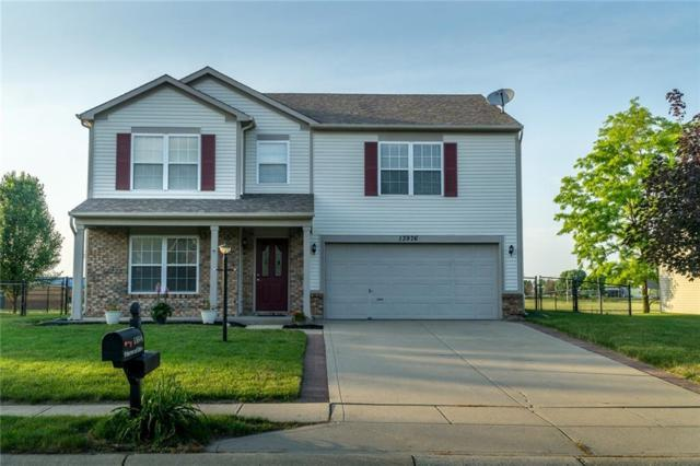 13976 Princewood Drive, Fishers, IN 46037 (MLS #21574786) :: The Indy Property Source