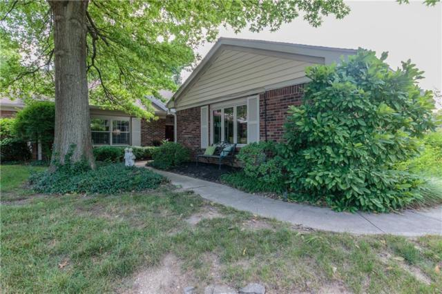 5221 Whisperwood Lane #42, Indianapolis, IN 46226 (MLS #21574793) :: Indy Plus Realty Group- Keller Williams