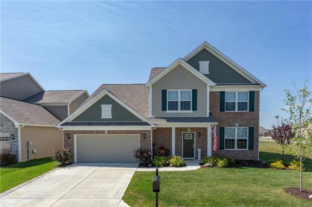 935 E Edenbridge Way, Westfield, IN 46074 (MLS #21574795) :: The Indy Property Source