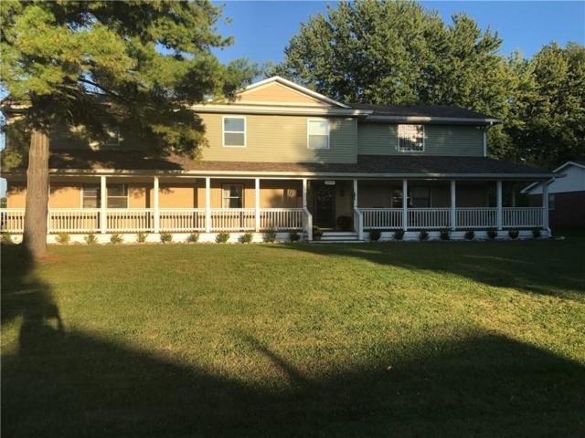 2919 Hornaday Drive, Greenwood, IN 46143 (MLS #21574801) :: The Evelo Team