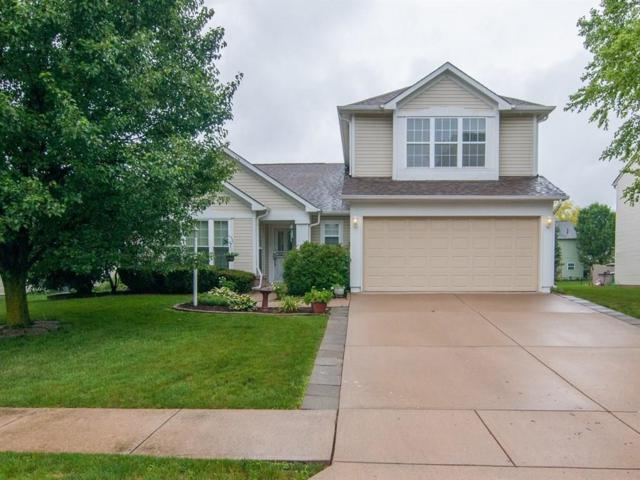 13850 Wyandotte Place, Fishers, IN 46038 (MLS #21574806) :: Heard Real Estate Team