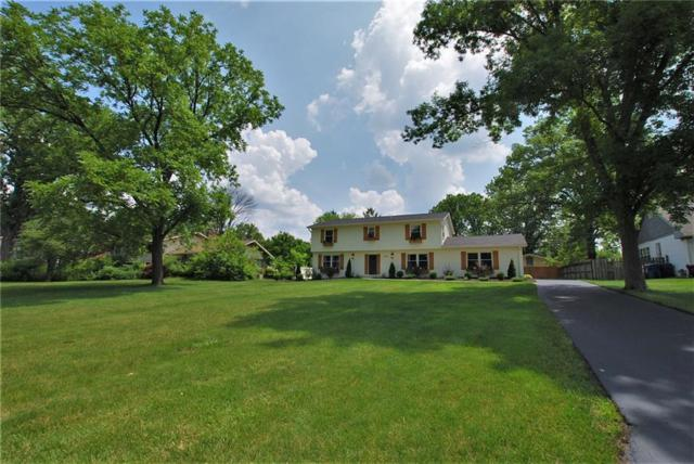 6367 Green Leaves Road, Indianapolis, IN 46220 (MLS #21574811) :: The Evelo Team