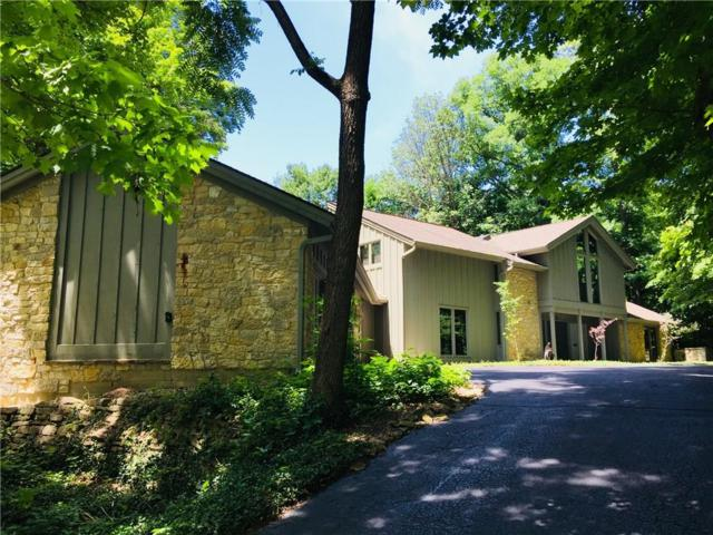 8160 Beech Knoll, Indianapolis, IN 46256 (MLS #21574821) :: FC Tucker Company
