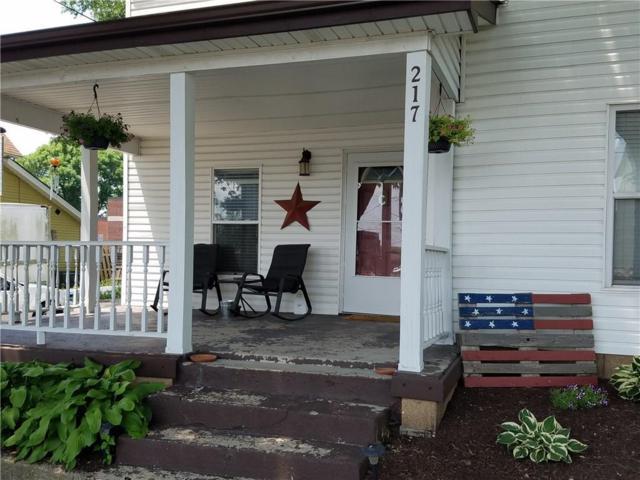 217 Cerro Gordo Street, Rushville, IN 46173 (MLS #21574824) :: Indy Plus Realty Group- Keller Williams