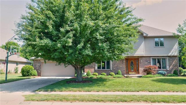 7688 Lincoln Trail, Plainfield, IN 46168 (MLS #21574828) :: The Indy Property Source
