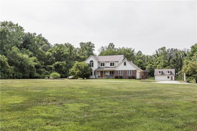 3716 S County Road 101 E, Clayton, IN 46118 (MLS #21574875) :: Mike Price Realty Team - RE/MAX Centerstone