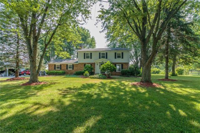 5391 S 200 EAST, Franklin, IN 46131 (MLS #21574885) :: The Indy Property Source