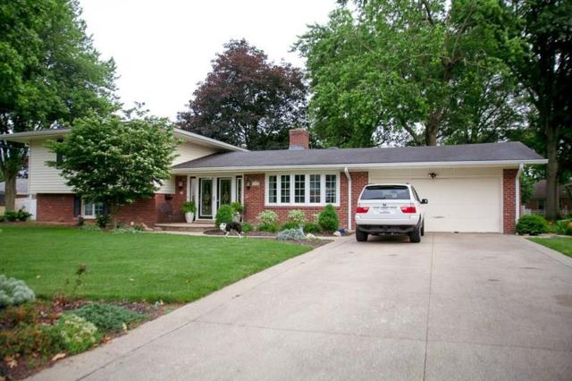 3919 Dogwood Drive, Anderson, IN 46011 (MLS #21574887) :: The Evelo Team