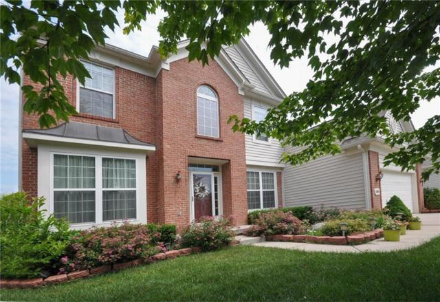 11925 Cabri Lane, Fishers, IN 46037 (MLS #21574900) :: The Indy Property Source