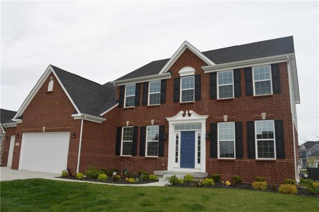 4506 Cool Springs Court, Zionsville, IN 46077 (MLS #21574914) :: Indy Scene Real Estate Team