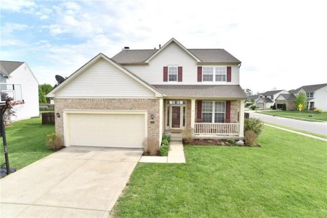 7437 Lace Bark Court, Avon, IN 46123 (MLS #21574923) :: The Evelo Team