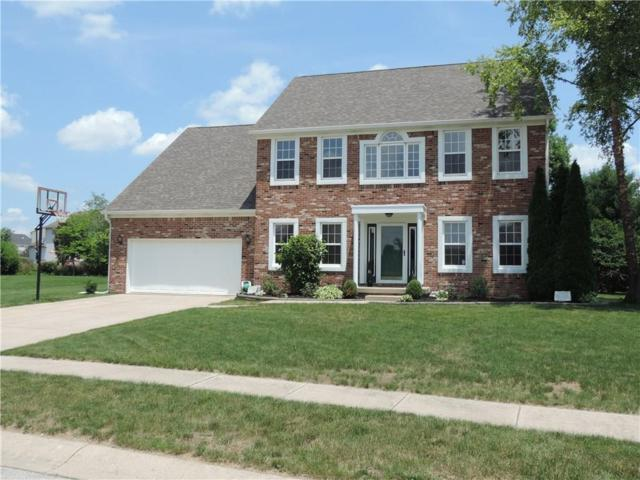 2135 Cinnamon Court, Plainfield, IN 46168 (MLS #21574941) :: The Indy Property Source