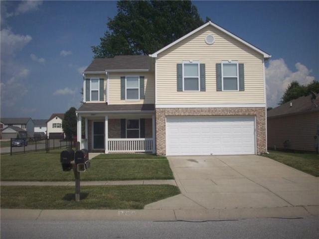 1985 Prairie Sky Lane, Greenwood, IN 46143 (MLS #21574945) :: The Indy Property Source