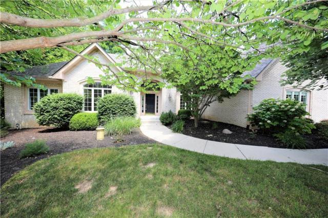 4156 Creekside Pass, Zionsville, IN 46077 (MLS #21574949) :: Heard Real Estate Team