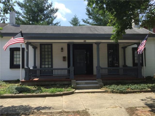 53 E Mechanic Street, Shelbyville, IN 46176 (MLS #21574952) :: HergGroup Indianapolis