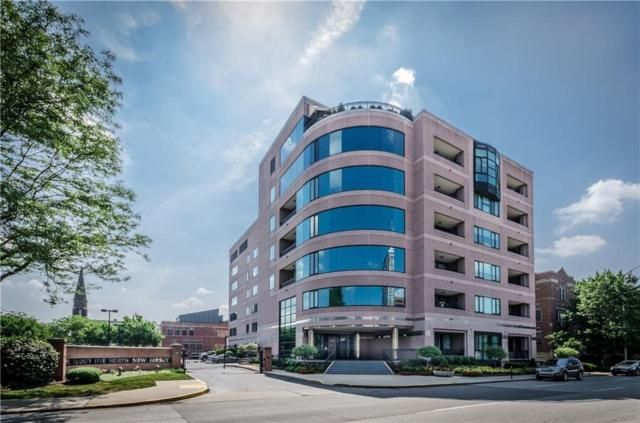 225 N New Jersey Street #55, Indianapolis, IN 46204 (MLS #21574957) :: The Evelo Team
