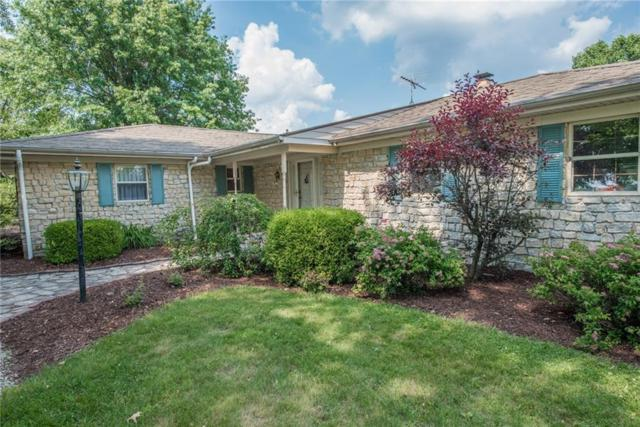 2163 S County Road 600 W, Danville, IN 46122 (MLS #21574963) :: The Indy Property Source