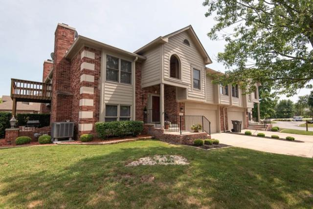 8955 Stonegate Road B, Indianapolis, IN 46227 (MLS #21574999) :: The Evelo Team