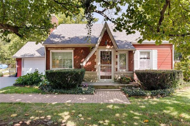 8636 Rockville Road, Indianapolis, IN 46234 (MLS #21575005) :: Indy Scene Real Estate Team