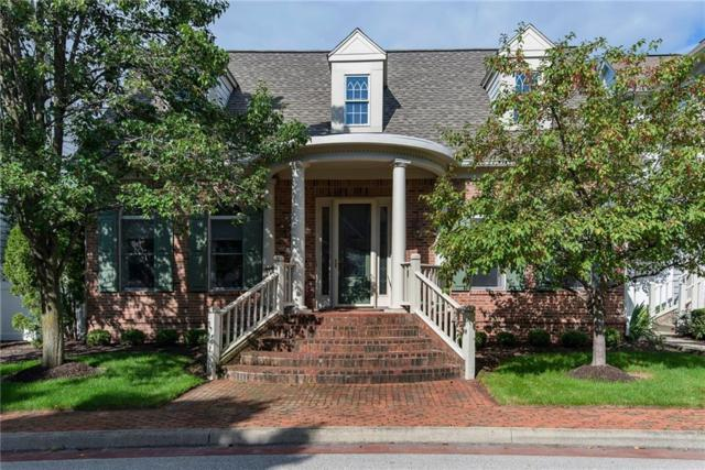 8176 Hewes Place, Indianapolis, IN 46250 (MLS #21575007) :: The Evelo Team