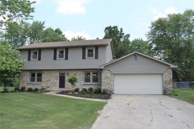 6056 Buckskin Court, Indianapolis, IN 46250 (MLS #21575017) :: The Indy Property Source