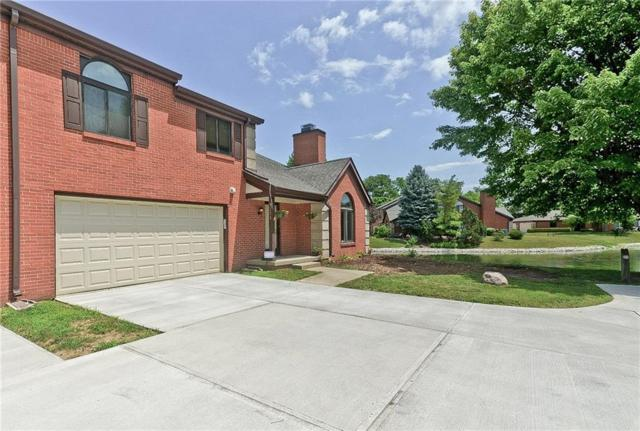 9273 Golden Oaks W, Indianapolis, IN 46260 (MLS #21575032) :: Indy Scene Real Estate Team