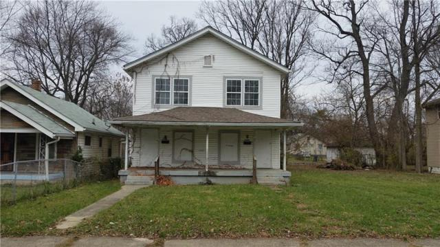 1336-1338 W 32nd Street, Indianapolis, IN 46208 (MLS #21575045) :: Indy Scene Real Estate Team