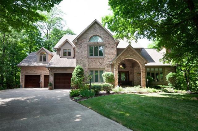 5538 Woodacre Court, Indianapolis, IN 46234 (MLS #21575051) :: Indy Plus Realty Group- Keller Williams