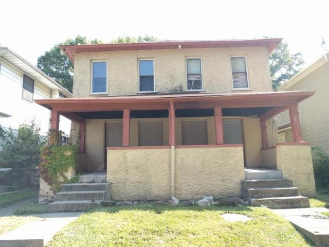 1121 N Dearborn Street, Indianapolis, IN 46201 (MLS #21575056) :: Mike Price Realty Team - RE/MAX Centerstone