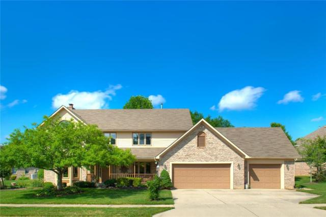 9411 Pinecreek Drive, Indianapolis, IN 46256 (MLS #21575075) :: Indy Scene Real Estate Team