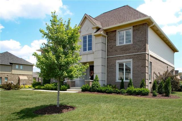 3283 Homestretch Drive, Carmel, IN 46032 (MLS #21575105) :: Indy Scene Real Estate Team