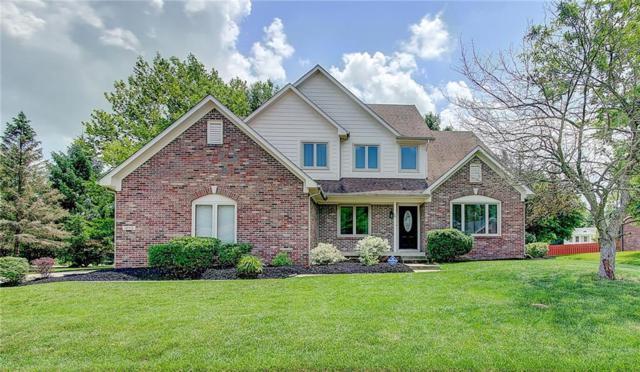 10713 Birch Tree Lane, Indianapolis, IN 46236 (MLS #21575109) :: Heard Real Estate Team
