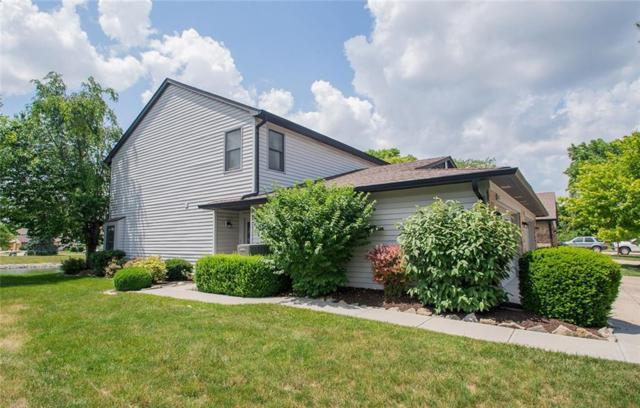 9258 Backwater Drive, Indianapolis, IN 46250 (MLS #21575119) :: The ORR Home Selling Team