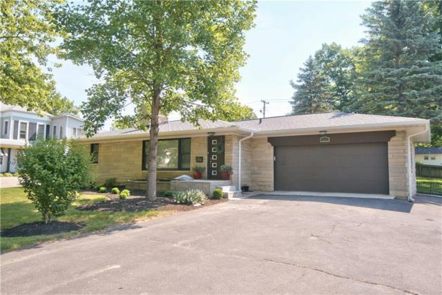631 N Rangeline Road, Carmel, IN 46032 (MLS #21575152) :: The Indy Property Source