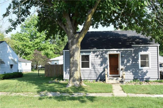 415 Anderson Road, Anderson, IN 46017 (MLS #21575163) :: The Evelo Team