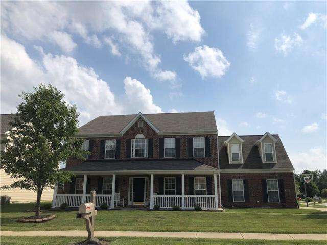 890 Carolina Way, Avon, IN 46123 (MLS #21575168) :: The Evelo Team