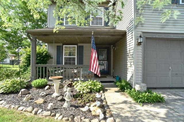 2426 Woodmont Court, Plainfield, IN 46168 (MLS #21575175) :: The Evelo Team