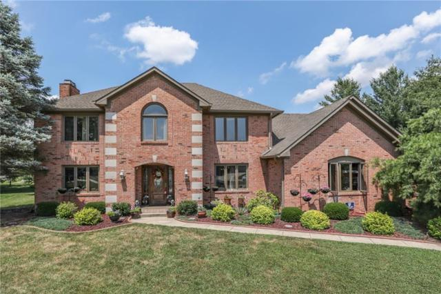 972 Valley Way Road, Greenwood, IN 46142 (MLS #21575192) :: The Indy Property Source