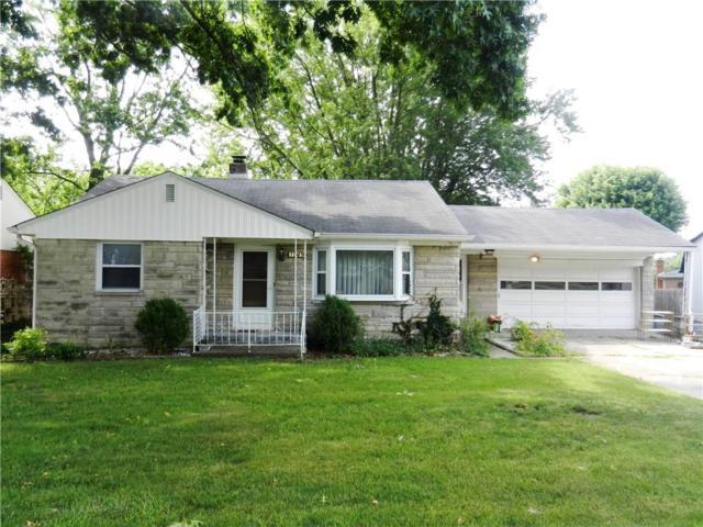 1149 E Buchanan Street, Plainfield, IN 46168 (MLS #21575202) :: Heard Real Estate Team